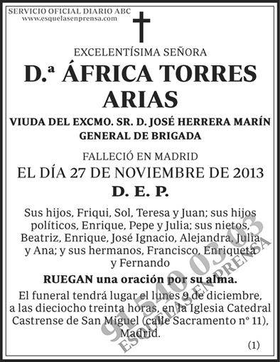África Torres Arias